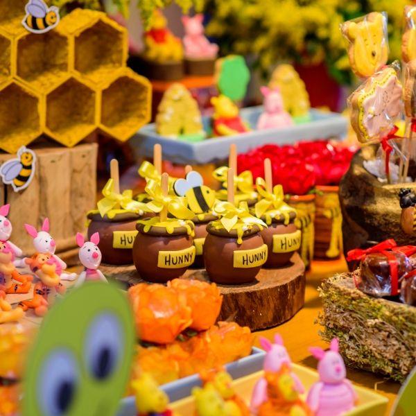 Amazing Winnie the Pooh Baby Shower Ideas