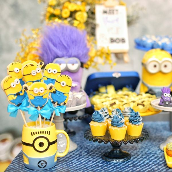 Fun Minions Birthday Party Ideas