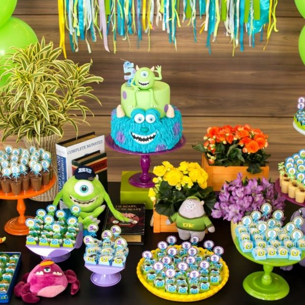 Monster University Party Bash