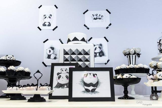 """Party Like a Panda"" Birthday Party"